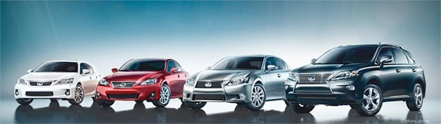 lexus certified collision repair banner